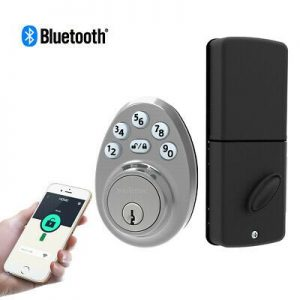 home security locks and doors